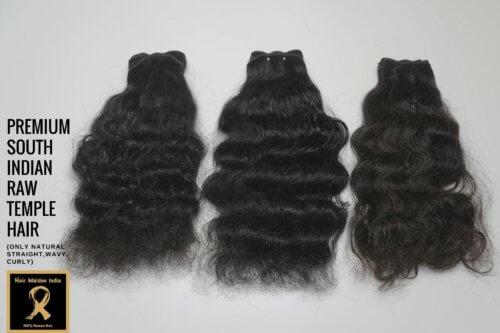 PREMIUM SOUTH INDIAN RAW TEMPLE HAIR 5 copy