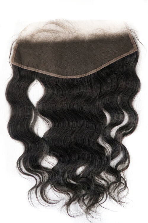 Swiss Lace Frontal 13×4 with Indian Hair