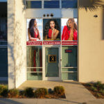 Los Angeles hair extensions and salon located downtown near the staples center
